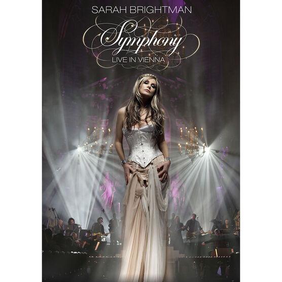 Sarah Brightman: Symphony - Live in Vienna - DVD