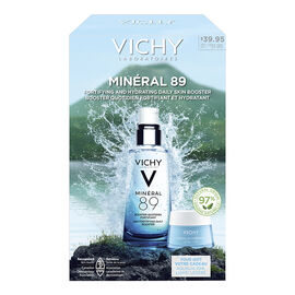 Vichy Mineral 89 Kit - 2 piece