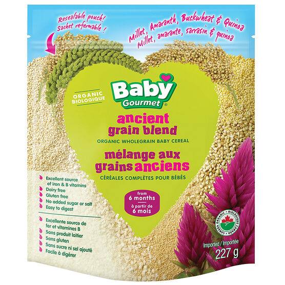 Baby Gourmet Ancient Grain Cereal - 227g