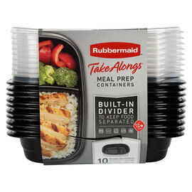 Rubbermaid TakeAlong Meal Prep - 20 pack