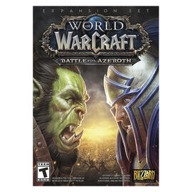 PC World Of Warcraft: Battle For Azeroth