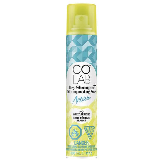 COLAB Dry Shampoo + Active - 200ml
