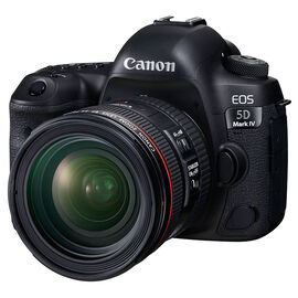 Canon EOS 5D Mark IV with 24-70mm F4 Lens - 1483C011