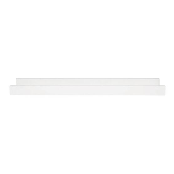 Edge Picture Frame Ledge - White - 23 x 4in