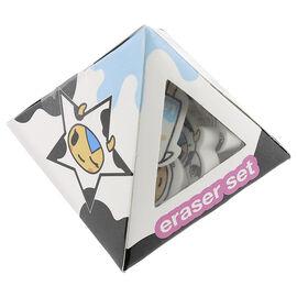 TokiDoki Erasers