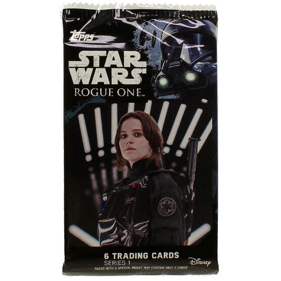 2016 Star Wars Rogue One Booster Pack