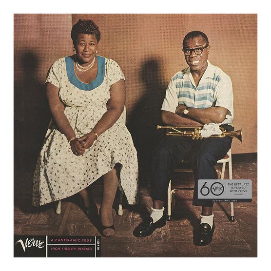 Ella Fitzgerald and Louis Armstrong - Ella and Louis - Vinyl
