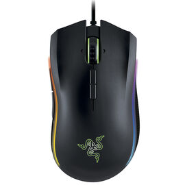 Razer Mamba Tournament Edition Gaming Mouse - Black - 8130641