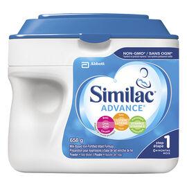 Similac Non-GMO Powder - Step 1 - 658g