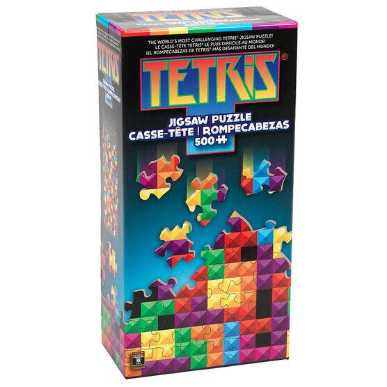 Tetris Jigsaw Puzzles - Assorted
