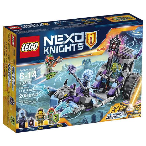 LEGO NexoKnights - Ruino's Lock & Roller