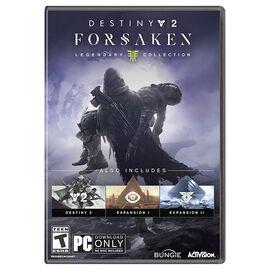 PC Destiny 2 - Forsaken - Legendary Collection