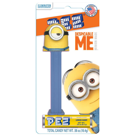 Pez Despicable Me Candy Dispenser - Assorted - 16.4g