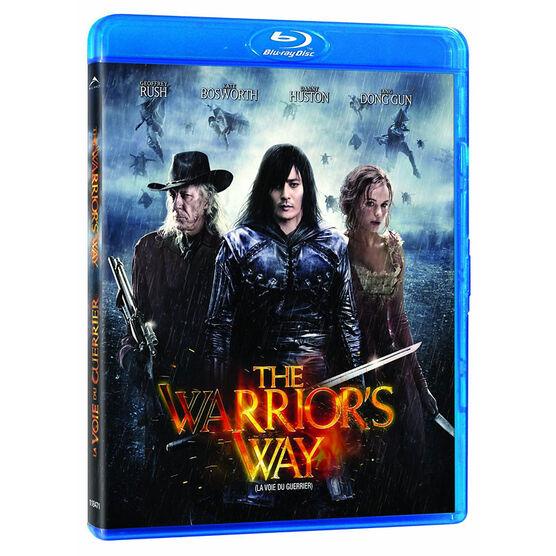 The Warrior's Way - Blu-ray