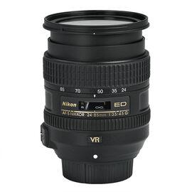 Nikon AF-S FX 24-85mm f/3.5-4.5G ED VR Lens - 2204