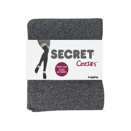 Secret Heather Fleece Leggings