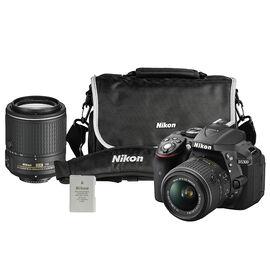 Nikon D5300 Holiday Bundle - 30578
