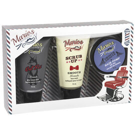 Mario's Groom Room Men's Gift Set - 3 piece