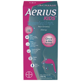 Aerius Kids Syrup - 100ml