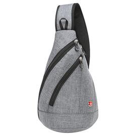 Swiss Gear Sling Bag - Grey - SWT0501