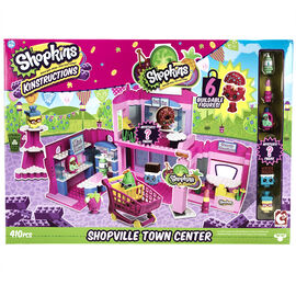 Shopkins Kinstructions - Shopville Town Center - Assorted