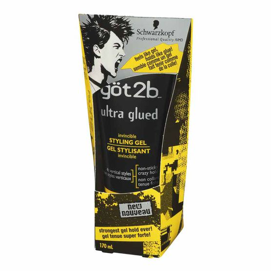 göt2b Ultra Glued Invincible Styling Gel - 170ml