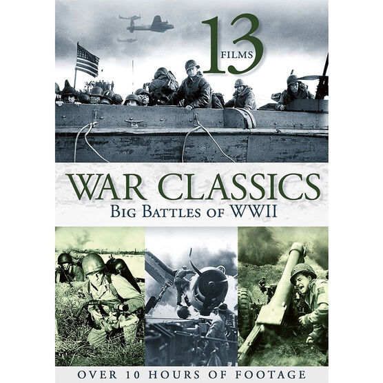 13 Films War Classics - DVD