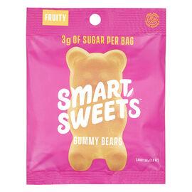 Smart Sweets Gummy Bears - Fruity - 50g