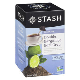 Stash Tea Double Bergamot Tea - 18's