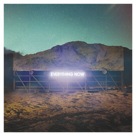 Arcade Fire - Everything Now: Night Edition - Vinyl