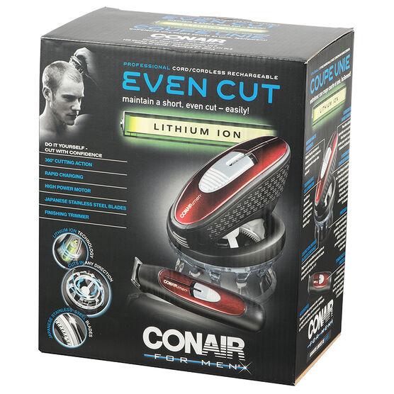 conair even cut haircut kit review haircuts models ideas. Black Bedroom Furniture Sets. Home Design Ideas