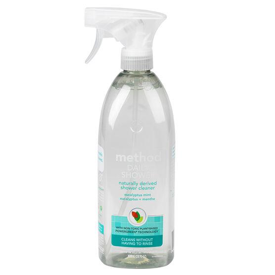 Method Daily Shower Spray - Eucalyptus Mint - 828ml