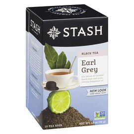 Stash Earl Grey Black Tea - 20's
