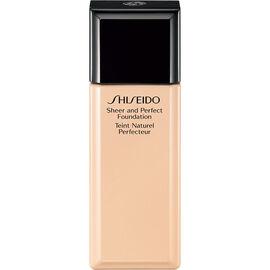 Shiseido Sheer and Perfect Foundation