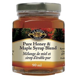 L.B. Maple Treat Honey & Maple Syrup Blend - 90ml