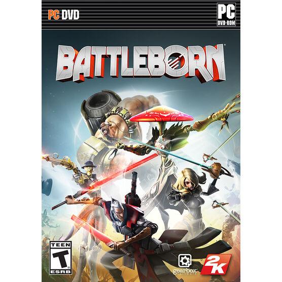PC Battleborn