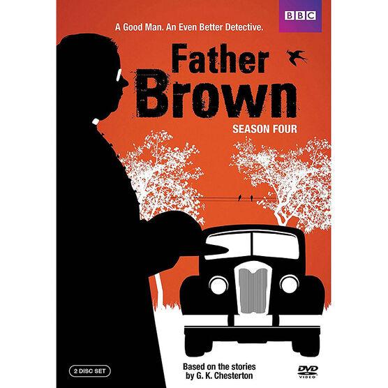 Father Brown: Season 4 - DVD