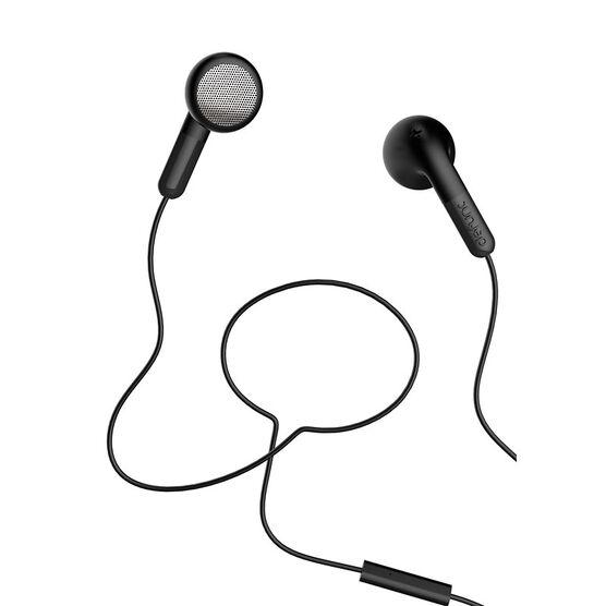 DeFunc Go TALK Earphones - Black - DFD0111
