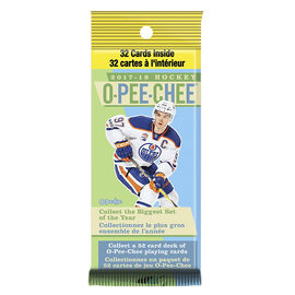 2017/18 NHL Opee Chee Fat Pack