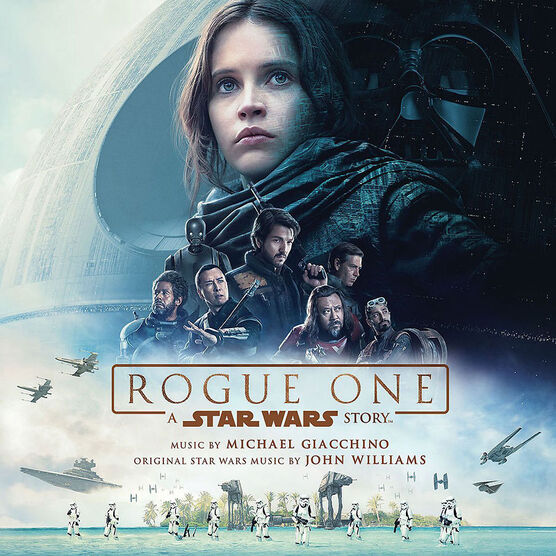 Soundtrack - Star Wars: Rogue One - CD