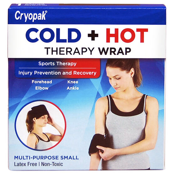 Cryopak Hot & Cold Therapy Universal Wrap - Small - 87078