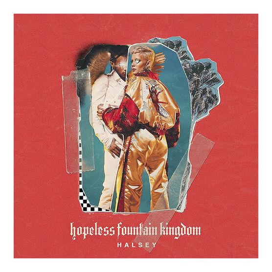 Halsey - Hopeless Fountain Kingdom - CD