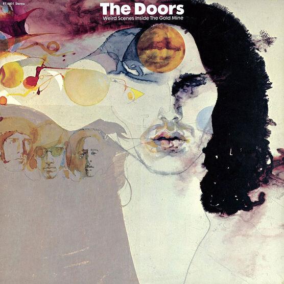 The Doors - Weird Scenes Inside The Gold Mine - 2 CD