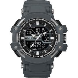 Timex Tactic DGTL Analog and Digital Watch - Grey - TW5M22600G