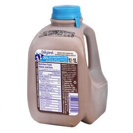 Dairyland Chocolate Milk - Reduced Sugar - 1L