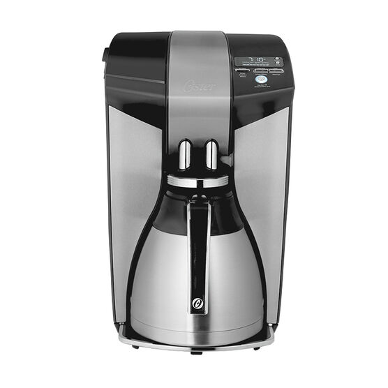 Oster Drip Coffee Maker : Oster Optimal Brew Thermal Coffee Maker - Stainless - 12 Cup London Drugs