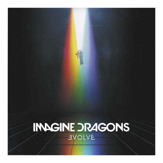 Imagine Dragons - Evolve - CD