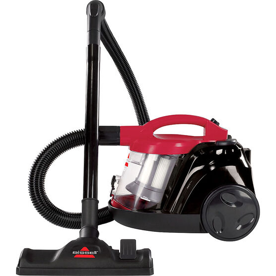 Bissell Zing Canister Vacuum - Red - 6489C