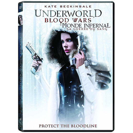 Underworld: Blood Wars - DVD