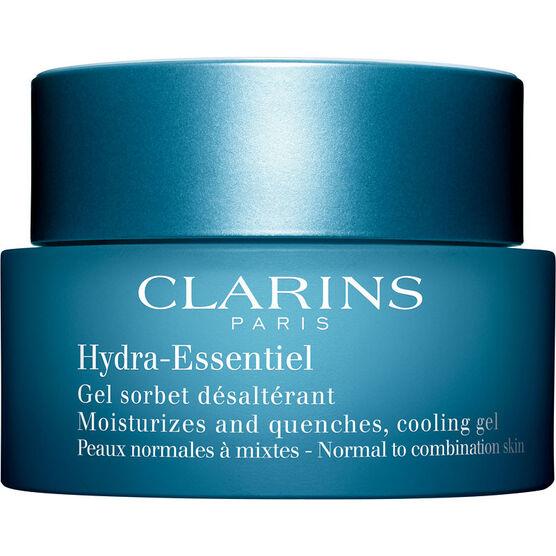 Clarins Hydra-Essentiel Cooling Gel - Normal to Combination Skin - 50ml